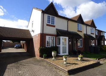 Thumbnail 2 bed end terrace house for sale in Marlowe Road, Larkfield, Aylesford