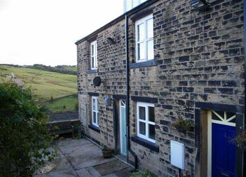 Thumbnail 3 bedroom terraced house to rent in Bank Buildings, Mill Bank, Sowerby Bridge