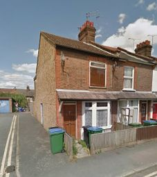 Thumbnail 1 bed maisonette to rent in Cromer Road, Watford