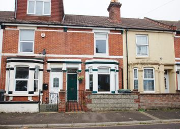 Thumbnail 2 bedroom terraced house for sale in Blake Road, Gosport