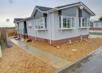 Thumbnail 2 bed bungalow for sale in The Drove, Bedwell Park, Witchford, Ely