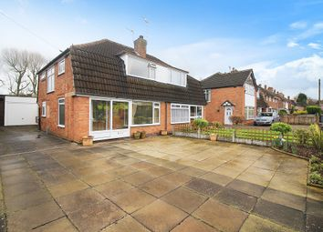 Thumbnail 3 bed semi-detached house for sale in Fallowfield Road, Solihull