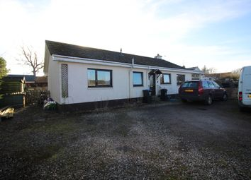 Thumbnail 3 bed bungalow for sale in Fraser Avenue, Wolfhill, Perth, Perthshire
