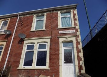 Thumbnail 1 bed flat to rent in Alexandra Terrace, Six Bells, Abertillery.