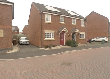 Thumbnail 3 bed property for sale in Jupiter Avenue, Peterborough, Cambridgeshire.