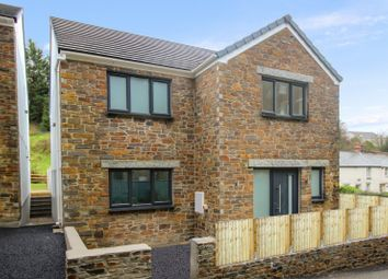 Thumbnail 3 bed detached house for sale in Valley View Trenant Vale, Wadebridge, Cornwall