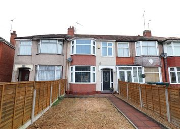 Thumbnail 3 bed terraced house for sale in Grangemouth Road, Coventry