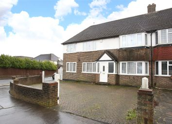 Thumbnail 4 bed semi-detached house for sale in Edgehill Road, Purley