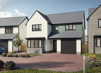 Thumbnail 4 bed detached house for sale in Plot 28, The Oystermouth, Caswell, Swansea