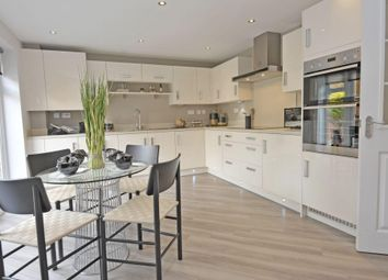 """Thumbnail 4 bed detached house for sale in """"Ashtree"""" at Forest Road, Burton-On-Trent"""