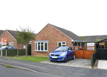 Thumbnail 2 bed detached bungalow for sale in Robin Crescent, Melton Mowbray