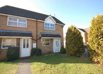 Thumbnail 2 bedroom semi-detached house for sale in Rye Close, Aylesbury, Buckinghamshire