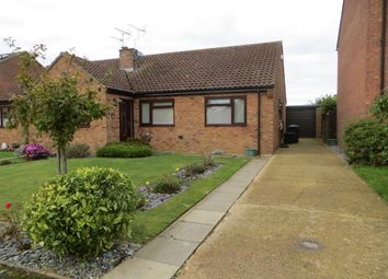 Thumbnail 2 bed semi-detached bungalow to rent in Buckingham Drive, Ely