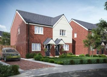 Thumbnail 2 bed semi-detached house for sale in Peascroft, Prouds Lane, Wolverhampton