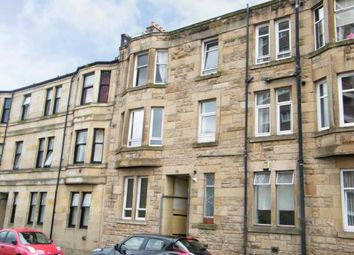 Thumbnail 1 bed flat for sale in Alice Street, Paisley, Renfrewshire