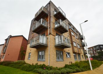 Thumbnail 2 bedroom flat for sale in Silver Train Gardens, Dartford