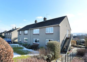 Thumbnail 2 bed flat for sale in Oxgangs Road North, Edinburgh