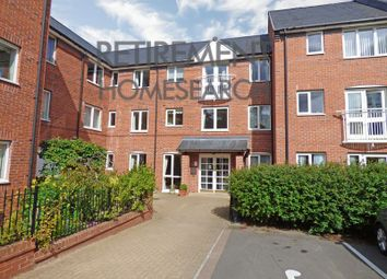 Thumbnail 2 bedroom flat for sale in Abraham Court, Oswestry