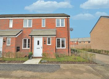 Thumbnail 2 bed end terrace house for sale in York Way, Harlestone Manor, Northampton
