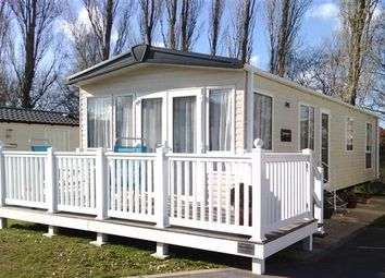 Thumbnail 2 bedroom mobile/park home for sale in The Meadows, Rockley Park, Poole