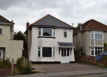 Thumbnail 3 bedroom detached house for sale in Fernside Road, Oakdale, Poole