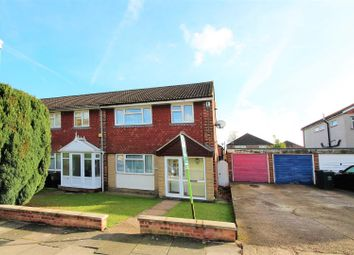 Thumbnail 3 bedroom end terrace house for sale in Joydens Wood Road, Bexley