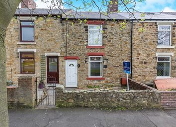 Thumbnail 2 bed terraced house for sale in Pontop Terrace, Greencroft, Stanley