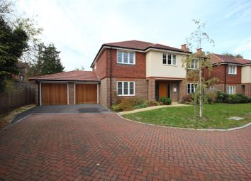 Thumbnail 4 bed detached house to rent in Belmont Place, Burpham, Guildford
