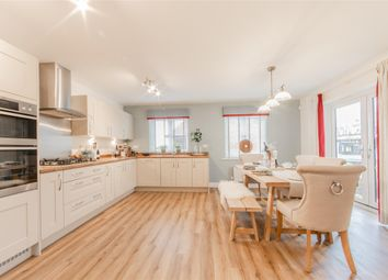 Thumbnail 3 bedroom detached house for sale in Wotton Road, Rangeworthy, Bristol