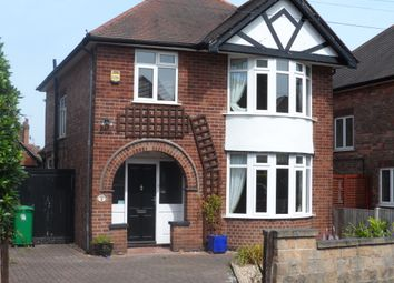 Thumbnail 3 bed detached house to rent in St. Leonards Drive, Wollaton, Nottingham