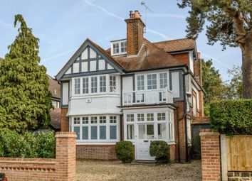Thumbnail 5 bed property to rent in River Avenue, Thames Ditton, Thames Ditton