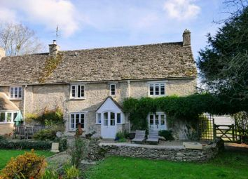 Thumbnail 5 bed cottage to rent in Ewen, Cirencester