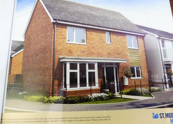 Thumbnail 3 bedroom semi-detached house for sale in Edison Place, Technology Drive, Rugby