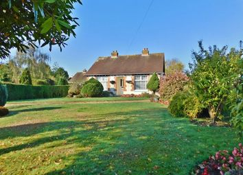 Thumbnail 3 bed detached bungalow for sale in Crofton Lane, Hill Head, Fareham