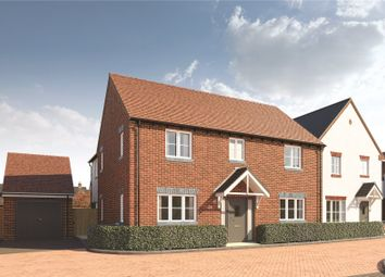 Thumbnail 4 bedroom detached house for sale in The Thornberry, The Paddocks, Bourne End, Hertfordshire