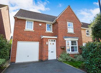 Thumbnail 4 bed detached house to rent in Magellan Way, Derby