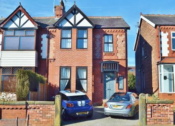 Thumbnail 4 bed semi-detached house for sale in Claremont Road, Salford