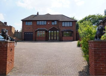 Thumbnail 5 bedroom detached house for sale in The Slieve, Handsworth Wood, Birmingham