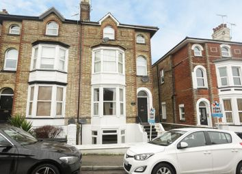 Thumbnail 3 bed flat for sale in Belmont Villas, Magdala Road, Broadstairs