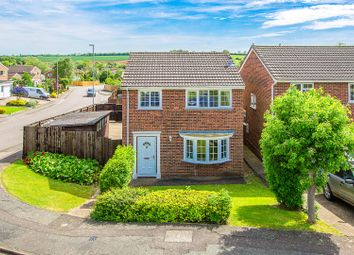 Thumbnail 3 bedroom detached house for sale in Livingstone Close, Rothwell