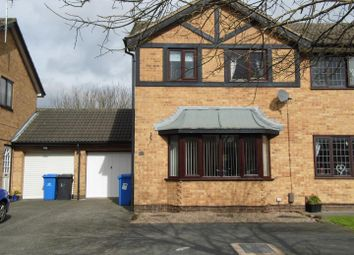 Thumbnail 3 bed semi-detached house to rent in Swift Close, Mickleover, Derby