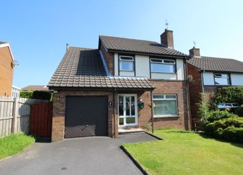 Thumbnail 4 bed detached house to rent in Ashdale Crescent, Bangor