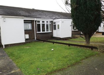 Thumbnail 2 bed bungalow for sale in Hazel Grove, Ellington, Morpeth