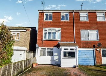 Thumbnail 3 bed terraced house for sale in William Pitt Avenue, Deal