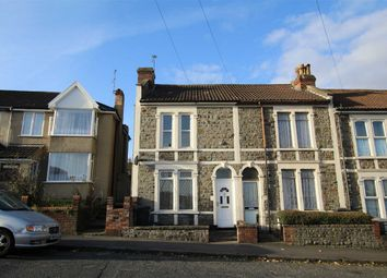 Thumbnail 3 bed end terrace house for sale in Rose Green Road, Whitehall, Bristol
