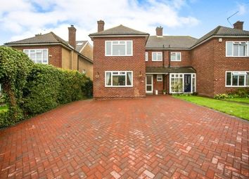 4 bed semi-detached house for sale in Whitehill Road, Gravesend, Kent, England DA12