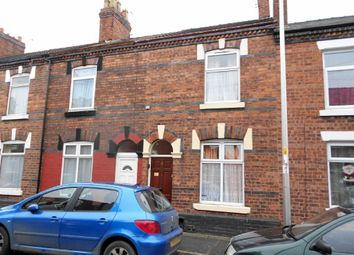 2 bed terraced house for sale in Casson Street, Crewe, Cheshire CW1