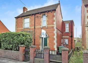 Thumbnail 4 bed detached house for sale in West End, Westbury
