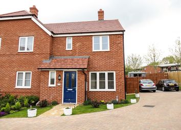 Thumbnail 3 bed semi-detached house for sale in Hailsham, East Sussex