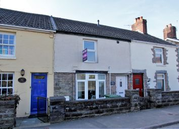 Thumbnail 3 bed terraced house for sale in Main Road, Groesfaen